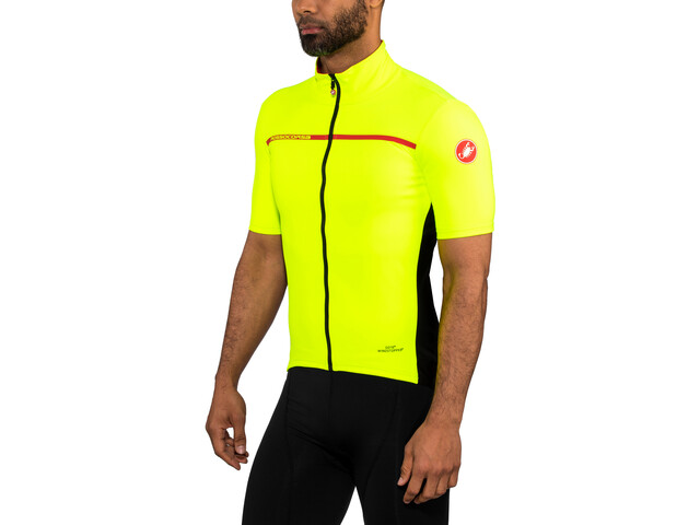 Castelli Perfetto Light 2 Jersey Herren yellow fluo